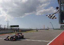 «Формула-1». Гран-при США. Себастьян Феттель