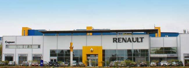 Renamax, дилер Renault, Москва