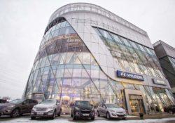 Дилерский центр Hyundai «Авилон», Москва