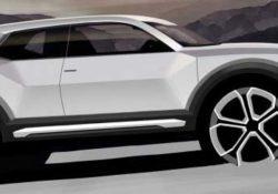 2016 Audi Q1 (тизер)