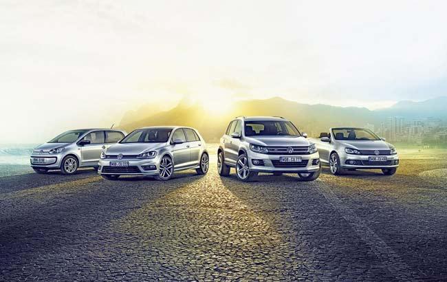 Спецсерия UP для Volkswagen