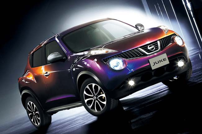 Nissan Juke Premium Package (JP)