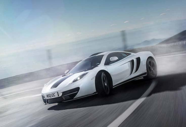 McLaren 12C MSO