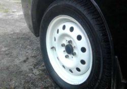 Стальное колесо (штампованный диск)