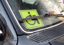 Водитель-инвалид