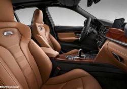 BMW M3 Sedan Individual