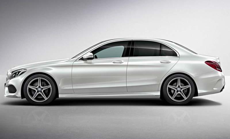 2015 Mercedes-Benz C-Class AMG Line