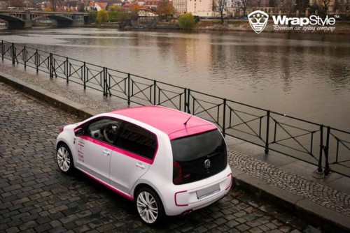 Volkswagen Mama up!