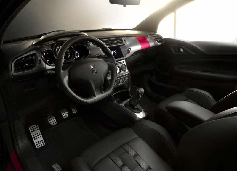Citroen DS3 Cabrio Racing