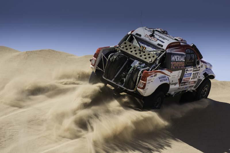 Ford Ranger, команда Ford Racing, «Дакар-2014»