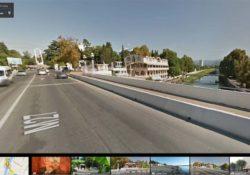 Сочи, сервис Street View (панорамы) в Google Maps