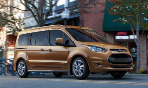2013 Ford Tourneo Connect