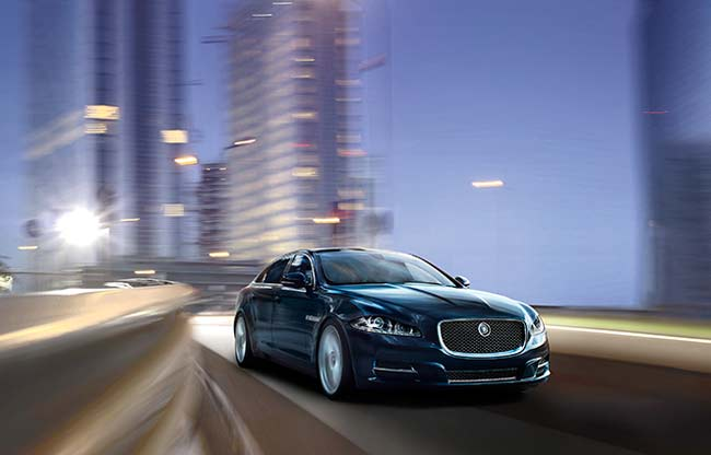 Jaguar XJ Business Edition