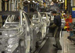 Завод Nissan, Сандерленд, Великобритания