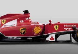 Ferrari F14-T, 2014
