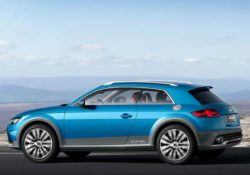 Audi Allroad Shooting Brake Concept