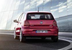 2014 Volkswagen Polo 5d