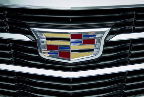 Cadillac logo (2014)