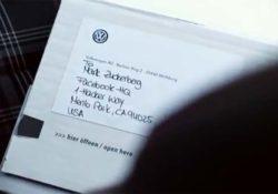 Volkswagen, письмо Марку Цукербергу