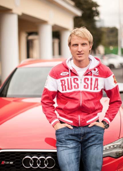 Иван Скобрев, конькобежный спорт