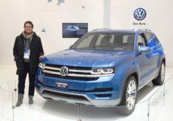 Фабио Капелло представляет на Олимпиаде в Сочи Volkswagen CrossBlue Coupe