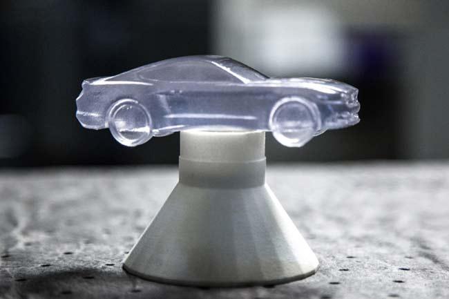 Леденцовый Ford Mustang (3D-печать)