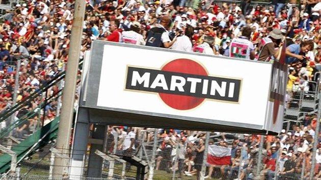 Мартини в «Формуле-1»