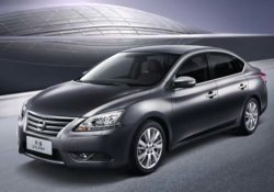 2013 Nissan Sylphy