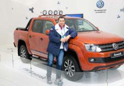 Алексей Воевода, Volkswagen Amarok Canyon