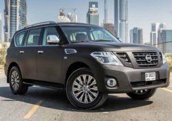 2014 Nissan Patrol