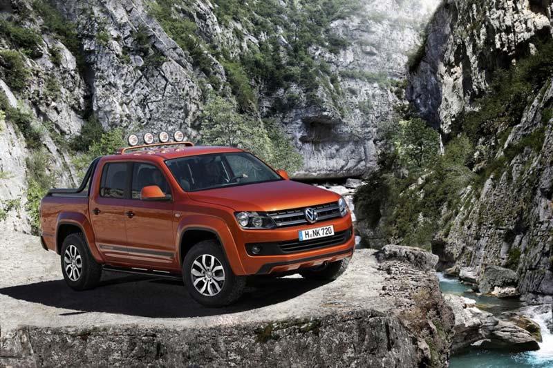 2014 Volkswagen Amarok Canyon