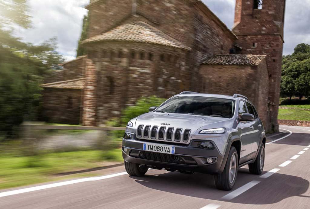 2014 Jeep Cherokee (EU)