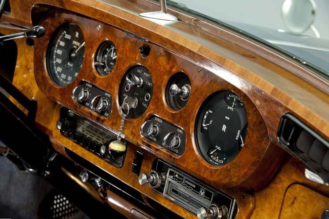 1962 Rolls-Royce Silver Cloud Mulliner Cabriolet