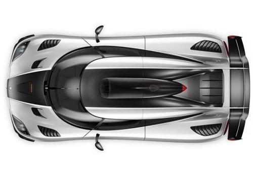 Koenigsegg One:1