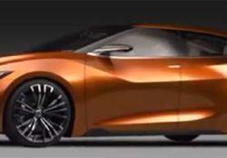 Концепткар Nissan для Auto China 2014