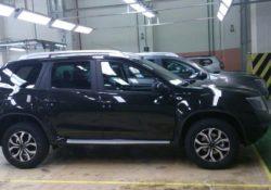 2015 Nissan Terrano (российская версия)