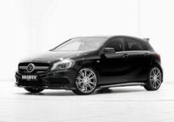 Mercedes-Benz A45 AMG от Brabus