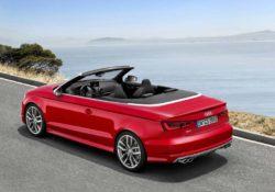 2015 Audi S3 Cabrio