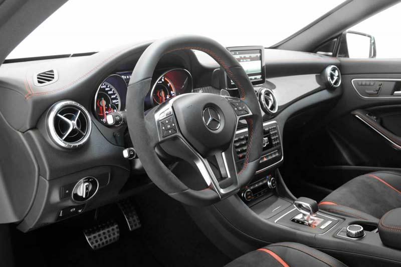 Mercedes-Benz CLA 45 AMG от Brabus
