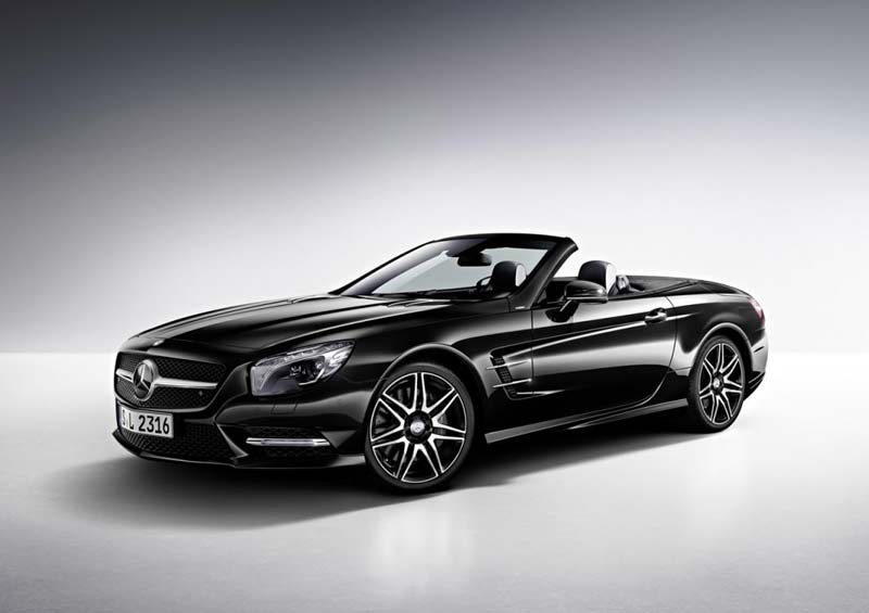 2014 Mercedes-Benz SL 400