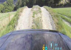 Land Rover: Технология Transparent Bonnet (Прозрачный капот)