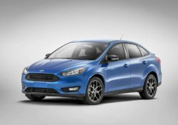 2015 Ford Focus седан