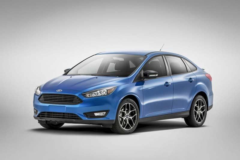 2015 Ford Focus седан