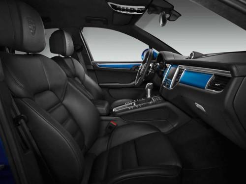 2014 Porsche Macan S (программа Porsche Exclusive)