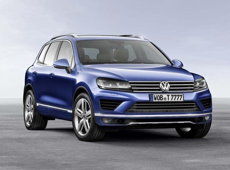 Фото Volkswagen Touareg 20…