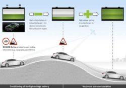Система Intelligent HYBRID, автомобили Mercedes-Benz