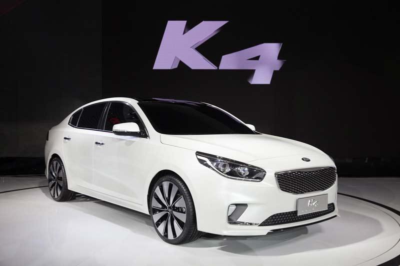 2015 Kia K4