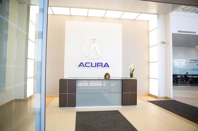 ДЦ «Авторусь», дилер Acura, Москва