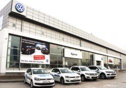«Арконт», дилер Volkswagen, Волгоград
