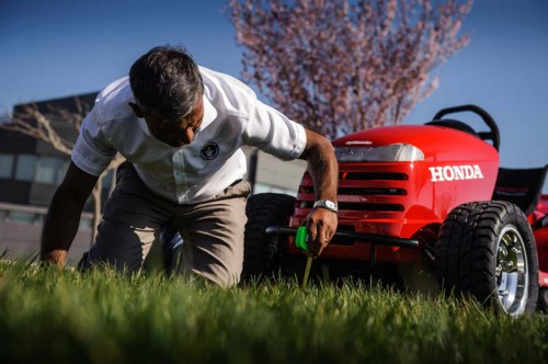 Газонокосилка Honda Mean Mower